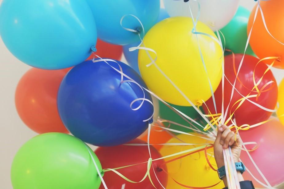 Ballons.