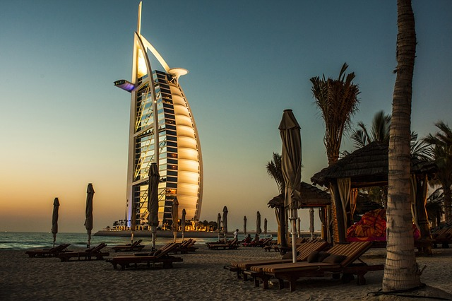 Burj al Arab - reason to move to Dubai