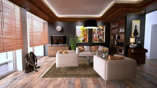 Turning a basement apartment into a home