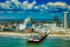 Atlantic City as one of the places to start over in New Jersey