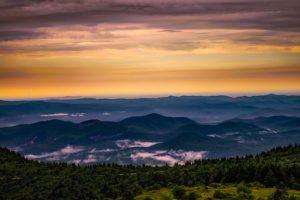 North Carolina landscape which makes moving to North Carolina so appealing