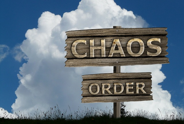 two signposts for chaos or order