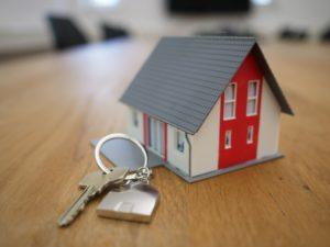 A house keychain .