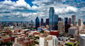 A view of Dallas, Texas.