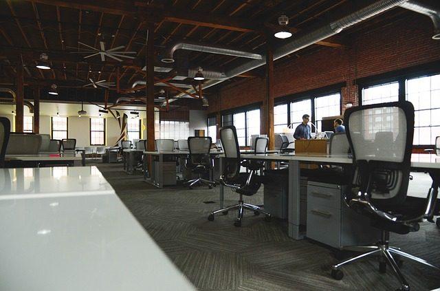 An office.