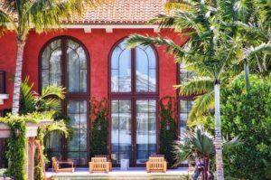 A Vila in Miami.
