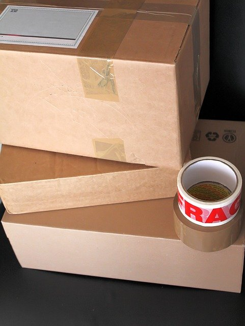 Moving Box - How to pick the right size moving boxes