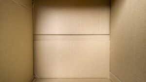 Cardboard Moving Box - Pick the right size moving boxes