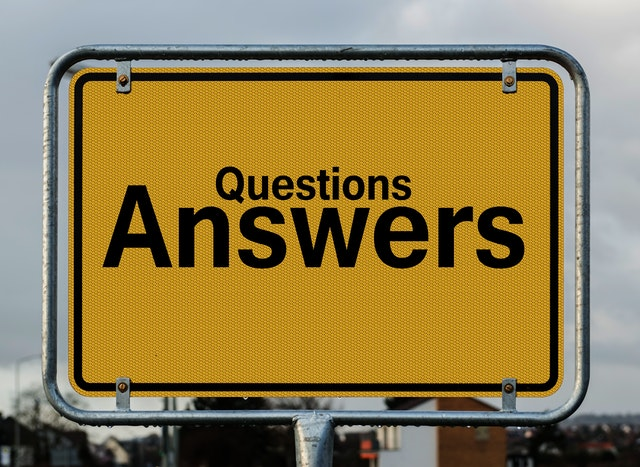Ask a moving company representative some questions.