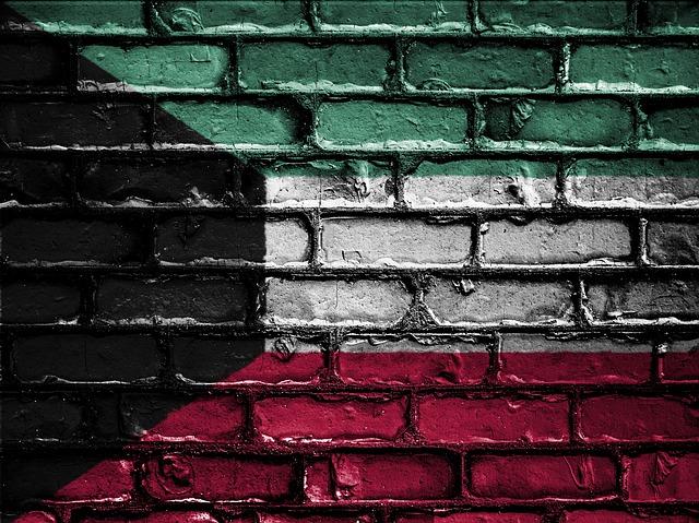 Kuwait Flag - Kuwait customs regulations