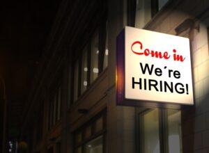 Building Neon Sign Job Job Offer