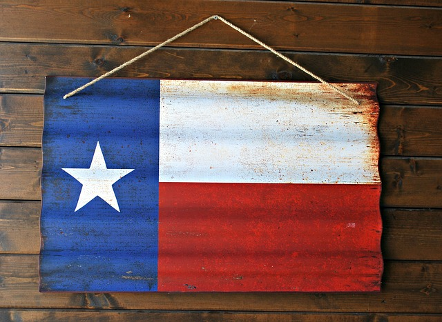 Texas Flag - 8 reasons to move to Texas