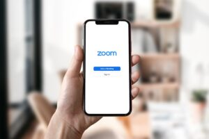 Zoom Meeting Virtual - Fun ideas for an online housewarming party
