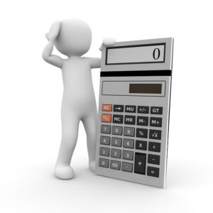 Calculator, calculating. One of the questions to ask your interstate movers is for sure the price of their services.