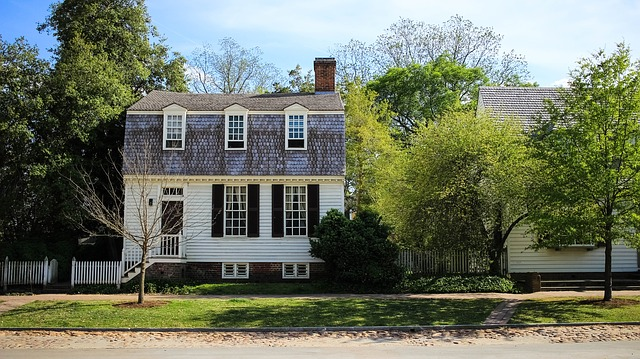 A house you might want to consider if you are aiming at buying a dream home in Virginia.