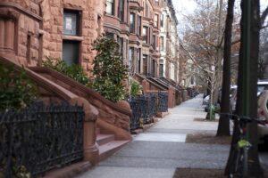 Homes in Brooklyn.