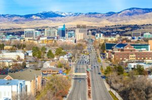Boise is one of the milennials' favorite cities in Idaho.