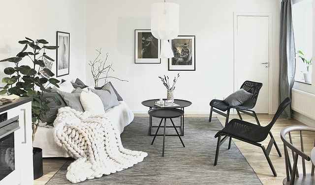 Apartment staging tips